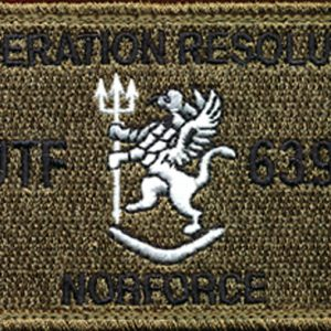 Joint Task Force 639  - NORFORCE