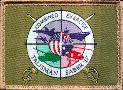 Exercise Talisman Sabre (Combined Exercise) (#2)