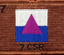 7th Combat Signal Regiment