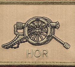 Head of Corps - Artillery (subdued)