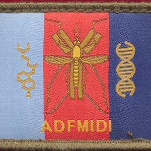 Australian Defence Force Malarial Institute Patch