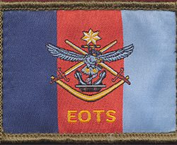 Electro-Optical Targeting System Patch