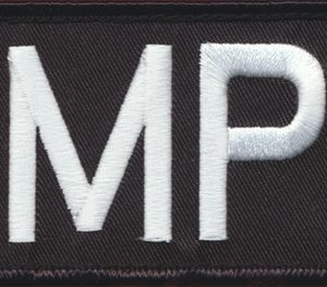 Joint Military Police Unit Patch (Army)