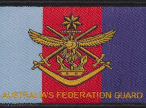 Australia's Federation Guard (AFG) (Air Force)