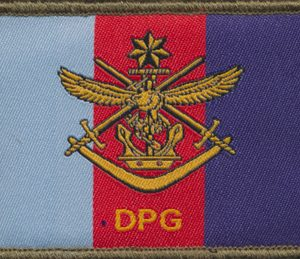 Defence People Group Patch (Army)