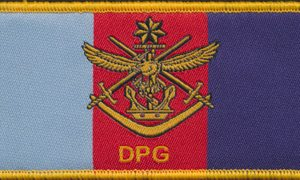 Defence People Group Patch (Navy)
