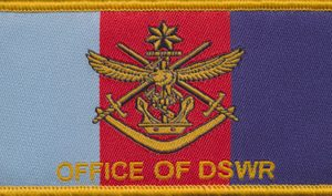 Office of DSWR Patch