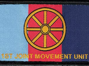 1st Joint Movement Unit Patch (RAAF)