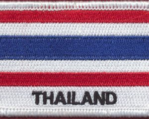 Thailand Patch - Mess Dress