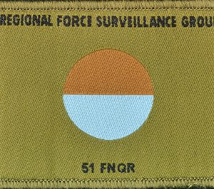 Regional Force Surveillance Group - 51 FNQR