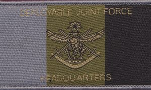 Deployable Joint Force - HQ Patch (RAN)