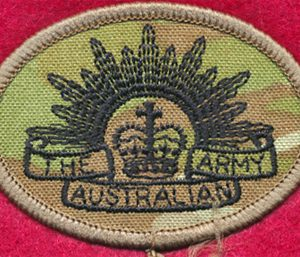 Rising Sun patch - AMCU